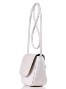 сумка женская ик мод.28813 (9с2298к45|МОЛОЧН/МОЛМЕТ|1)
