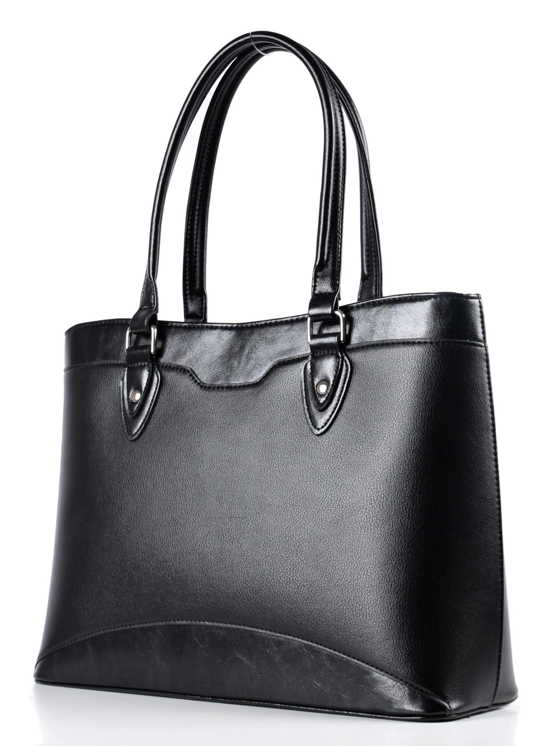 сумка женская ик мод.16217 (9с3895к45 ЧЕРНЫЙ 1)