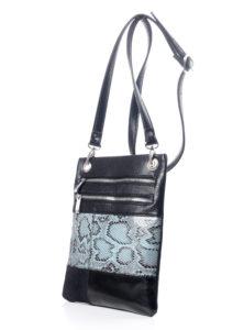 сумка женская ик+нк мод.12414 (9с2799к45|ЧЕРНЫЙ|1)