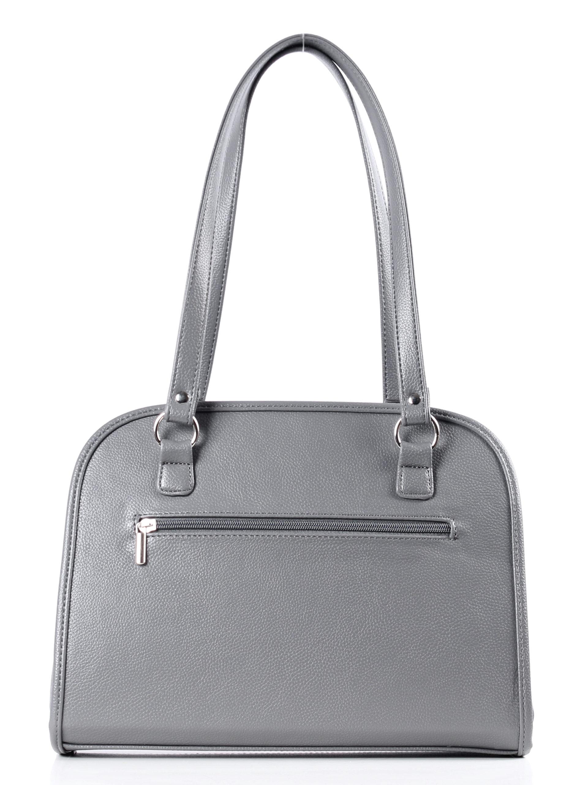 сумка женская ик мод.1415 (9с2951к45|СЕРЫЙ|1)