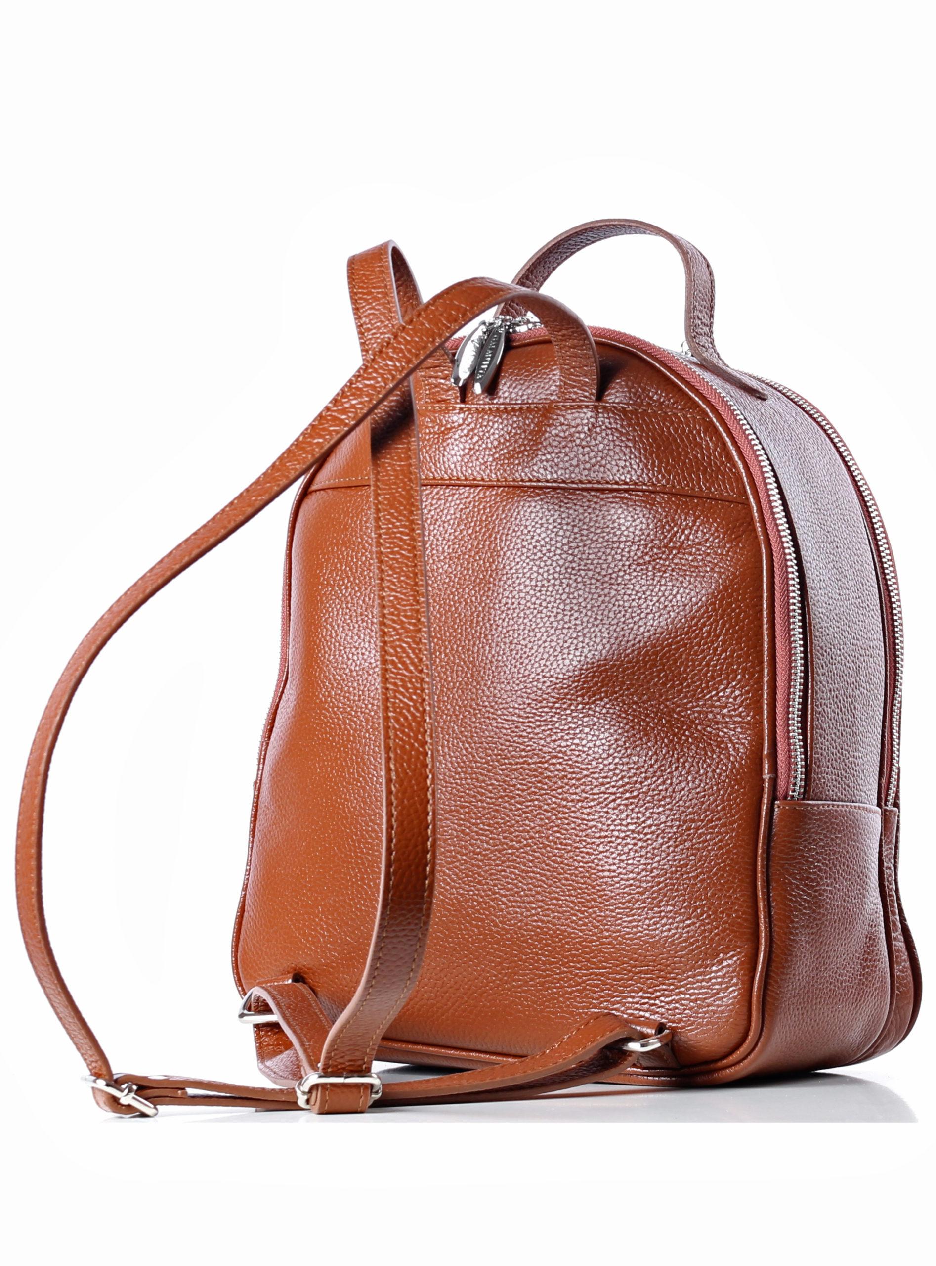 рюкзак молодежный нк мод.29815 (9с3948к45|РЫЖИЙ|1)