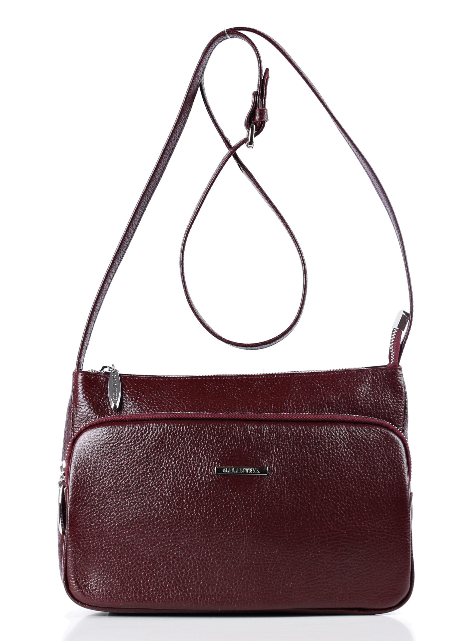 сумка женская нк мод.36217 (8с8к45|БОРДО|1)