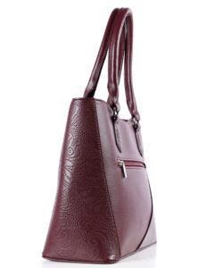 сумка женская ик мод.217 (9с3210к45 БОРДО 1)