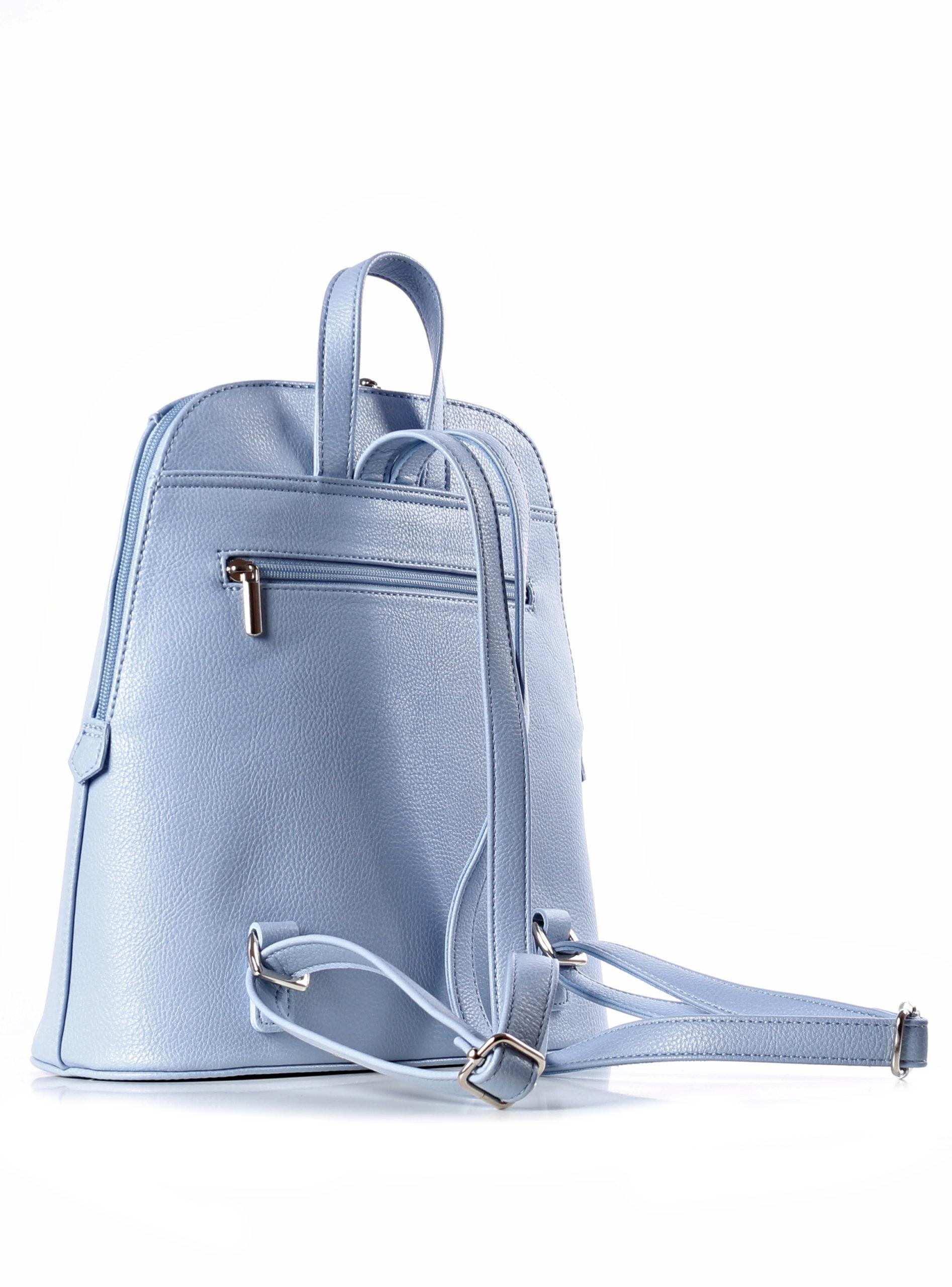 рюкзак молодежный ик мод.24217 (9с1749к45 ГОЛУБОЙ 1)