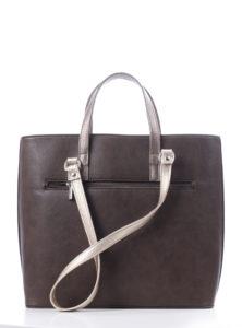 сумка женская ик мод.13617 (9с2602к45|ШОКОЛ/БРОНЗА|1)