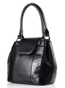 сумка женская ик мод.13514 (9с3853к45 ЧЕРНЫЙ 1)