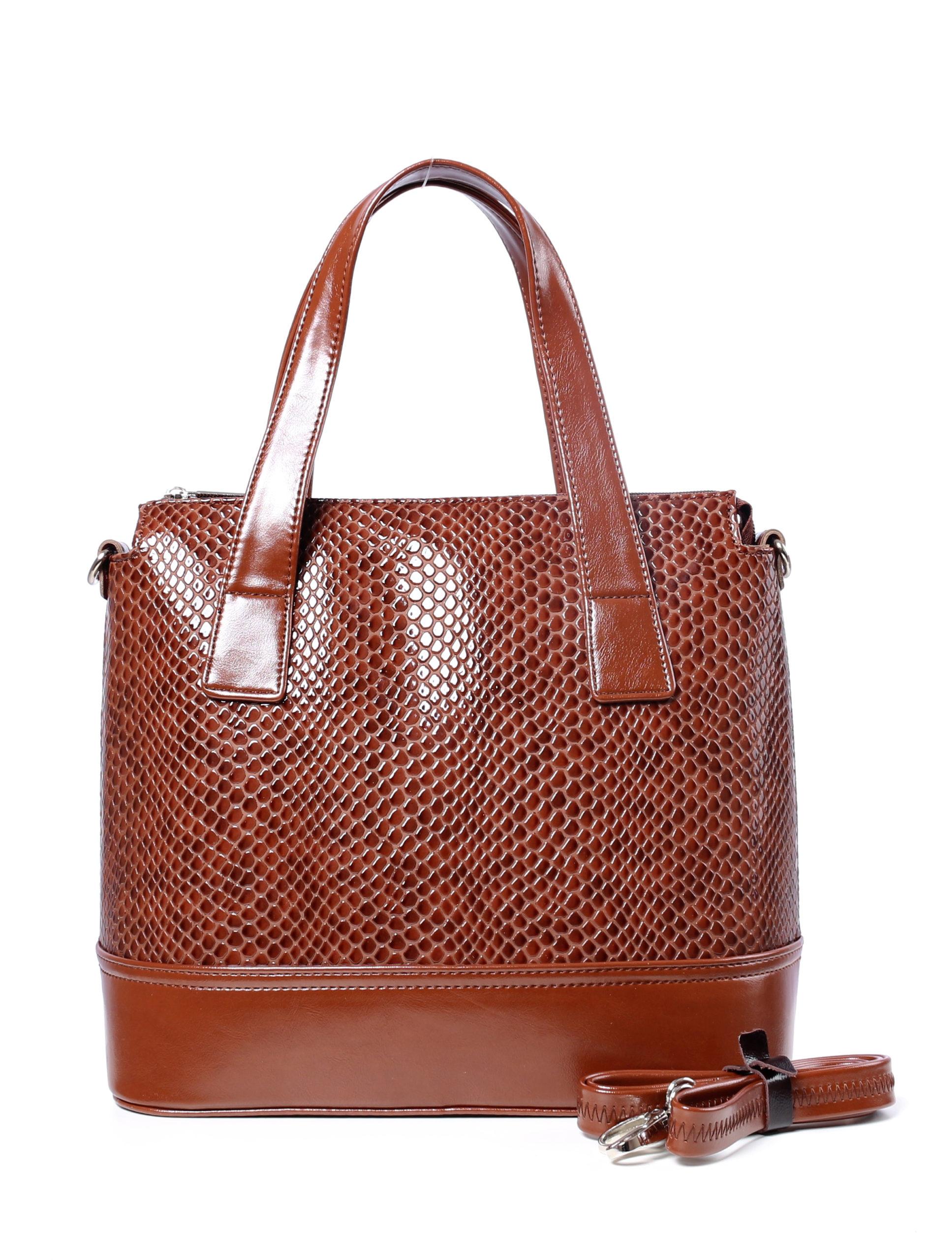 сумка женская ик мод.33715 (9с3558к45|КОРИЧНЕВЫЙ|1)