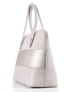 сумка женская ик мод.30817 (9с1760к45|БЕЖЕВ/ПЛАТИН|1)