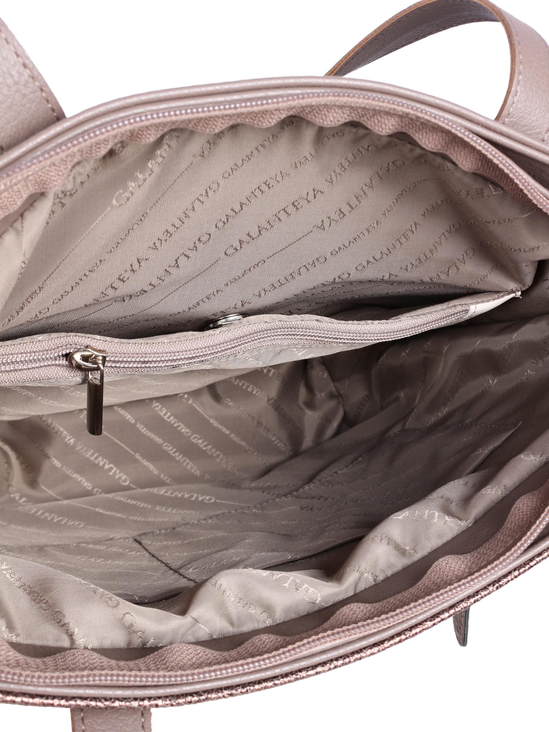 сумка женская ик мод.36017 (9с1765к45|КОР.СВ/БРОНЗА|1)