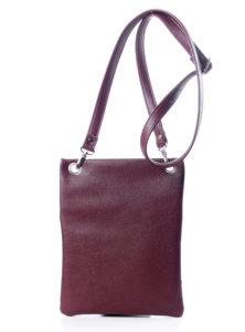 сумка женская ик+нк мод.12414 (9с2600к45|БОРДО|1)
