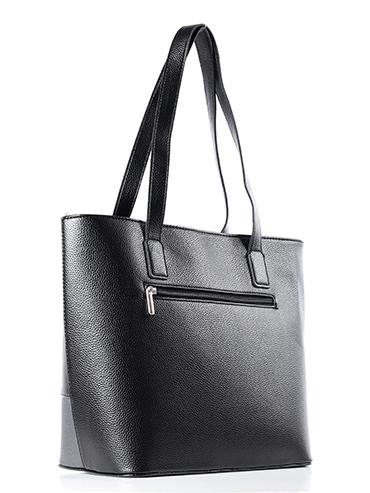 сумка женская ик мод.36017 (9с3852к45|ЧЕРНЫЙ/ГРАФИТ|1)