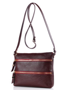 сумка женская нк мод.31617 (9с3408к45|БОРДО|1)