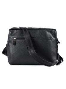 сумка мужская ик мод.18215 (9с3776к45|ЧЕРНЫЙ|1)